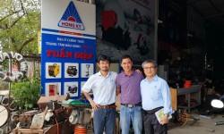 Hồng Ký công nhận thêm hai điểm bảo hành mới tại Bình Dương và Đồng Nai