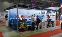 Hồng Ký tham gia Triển lãm Quốc tế Công nghệ Hàn cắt và Gia công kim loại METAL WELD 2018