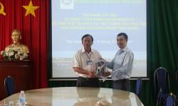 Thêm 5 máy hàn điện tử Hồng Ký về với thầy trò trường Cao đẳng Nghề Tiền Giang