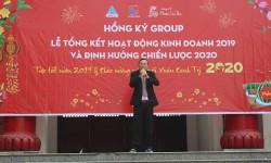 Tưng bừng Lễ tổng kết hoạt động kinh doanh 2019, định hướng chiến lược 2020 và tiệc tất niên Công ty Hồng Ký