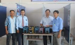 Trường Cao đẳng Nghề Bạc Liêu vui mừng đón nhận tài trợ máy hàn điện tử từ công ty Hồng Ký
