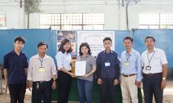 Hồng Ký trao tặng 3 máy MIG 200I cho thầy trò trường Cao đẳng nghề Cần Thơ – Khép lại 1 năm chung tay vì giáo dục đầy ý nghĩa