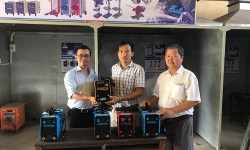 Thêm 5 máy hàn điện tử Hồng Ký về với thầy trò trường Cao đẳng Nghề Thừa Thiên Huế