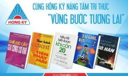 Chúc mừng 5 bạn may mắn nhận sách miễn phí tuần 3 từ công ty Hồng Ký