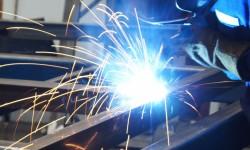 Cách hàn sắt với máy hàn hồ quang