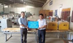 Trường Cao đẳng Hòa Bình - Xuân Lộc đón nhận tài trợ lần 2 từ Hồng Ký