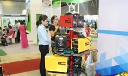 Hồng Ký tham gia triển lãm quốc tế về máy móc thiết bị công nghiệp lần thứ 11 VINAMAC EXPO 2016