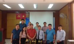 5 máy hàn điện tử Hồng Ký về với trường Cao đẳng Công nghiệp Lạng Sơn