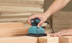 Quy trình chà nhám trong sản xuất đồ gỗ