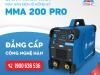 Hồng Ký ra mắt siêu phẩm dành cho thợ hàn chuyên nghiệp - MMA 200 PRO