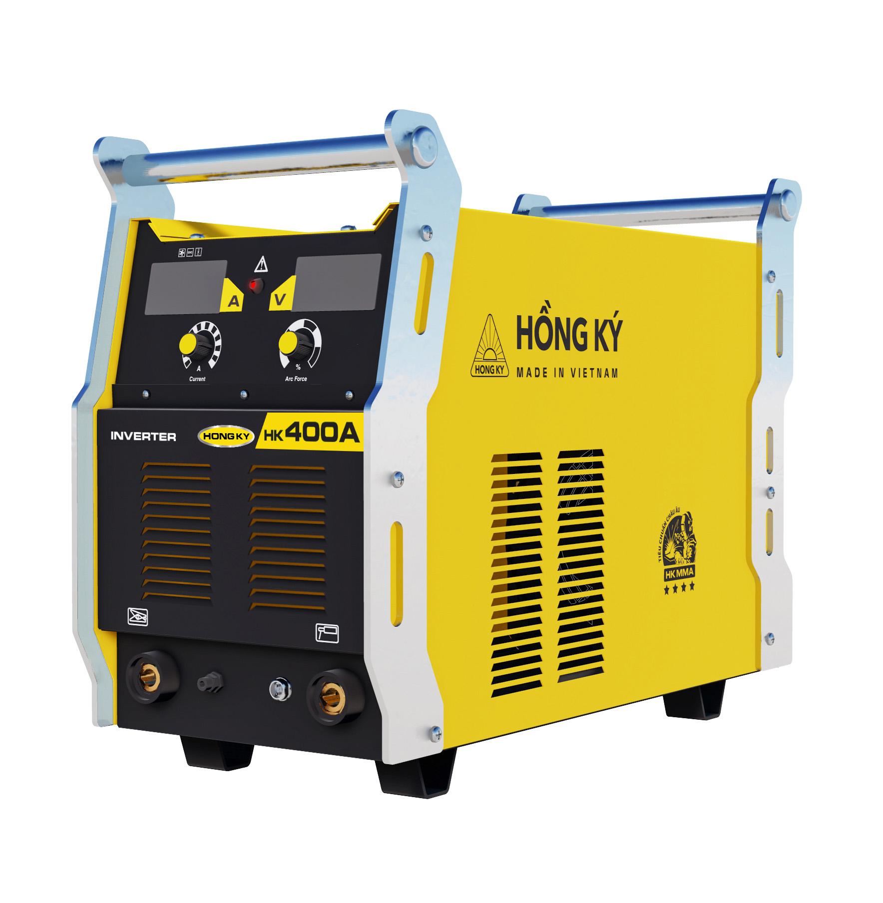 Máy hàn điện tử Inverter HK 400A