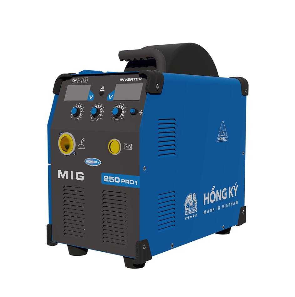 Máy hàn điện tử MIG 250 PRO 1