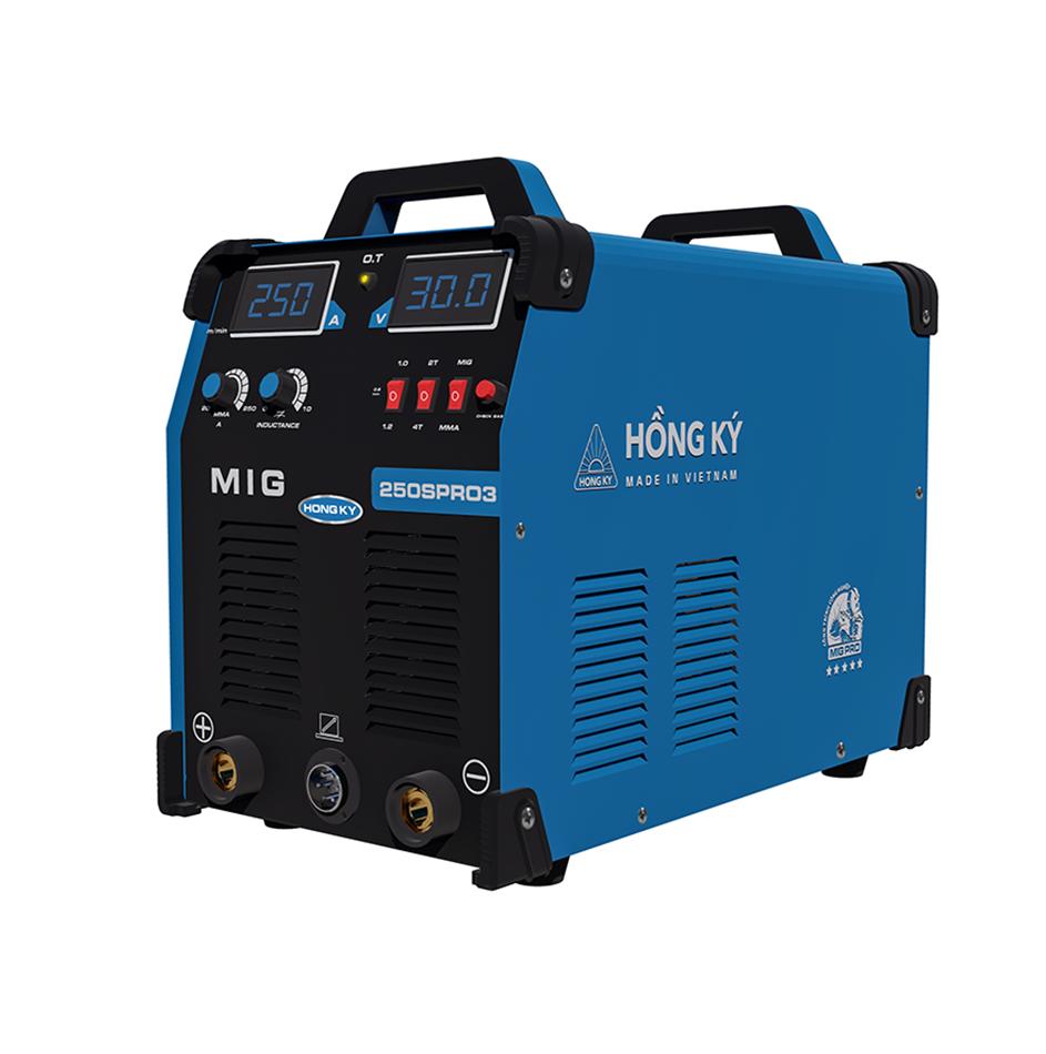 Máy hàn điện tử MIG 250S PRO3
