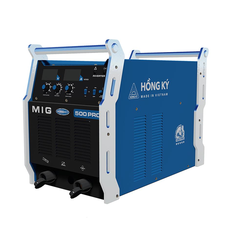 Máy hàn điện tử MIG 500 PRO