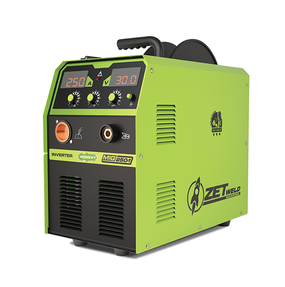 Máy hàn điện tử ZETMIG250-1