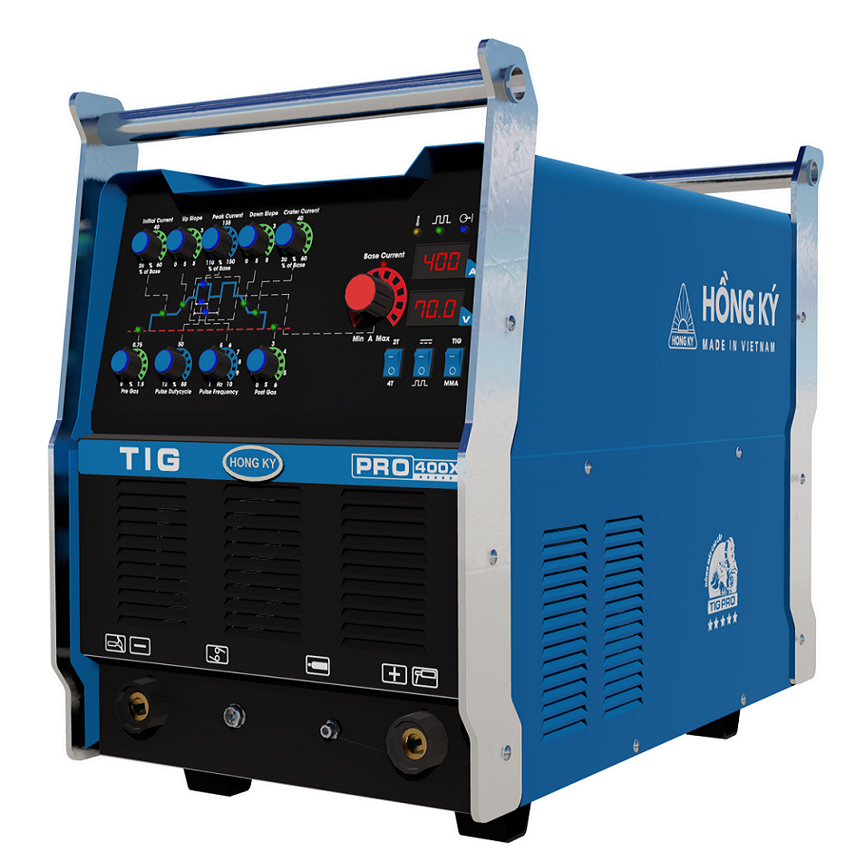 Máy hàn điện tử TIG 400XPRO