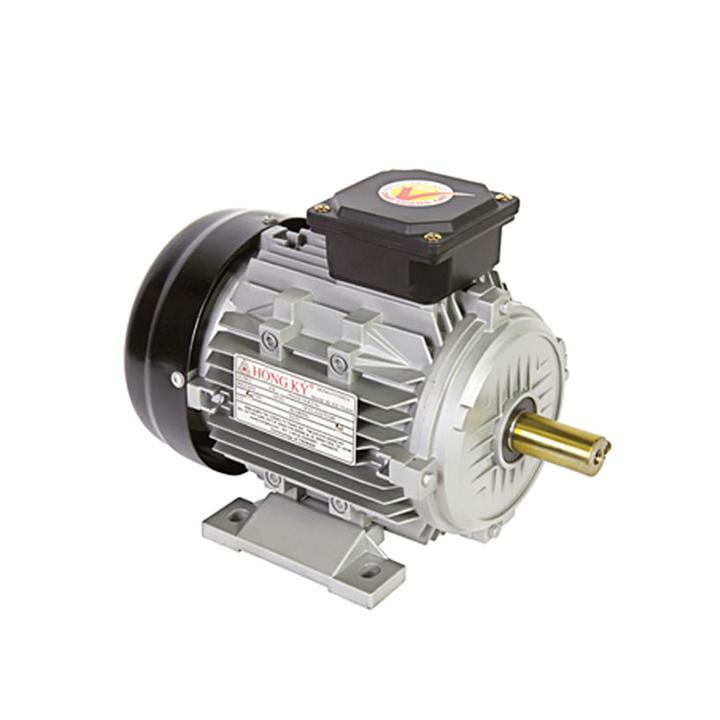 Motor - Động cơ điện Hồng Ký vỏ nhôm